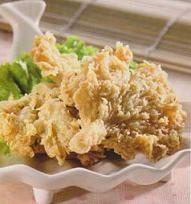 Resep Jamur Goreng Tepung Crispy