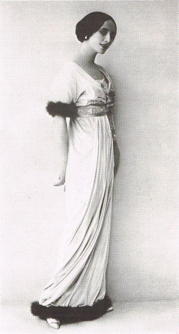 Anna Pavlova, 1908-14.