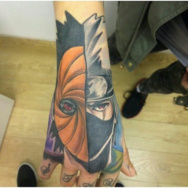 27 Naruto Tattoos To Literally Die For