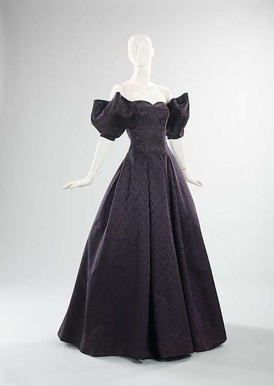 Evening dress 40s 11
