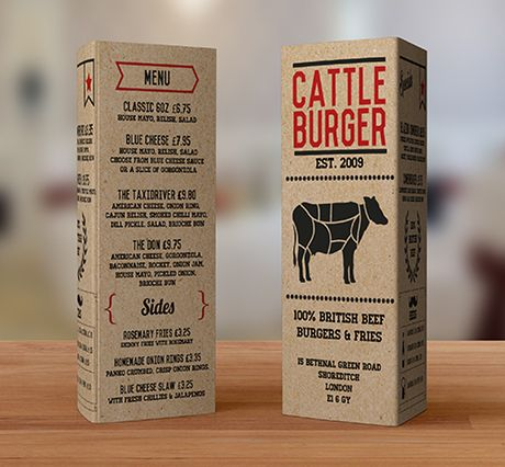 Best Office Images On Pinterest Advertising Table Tents And - Restaurant table talkers