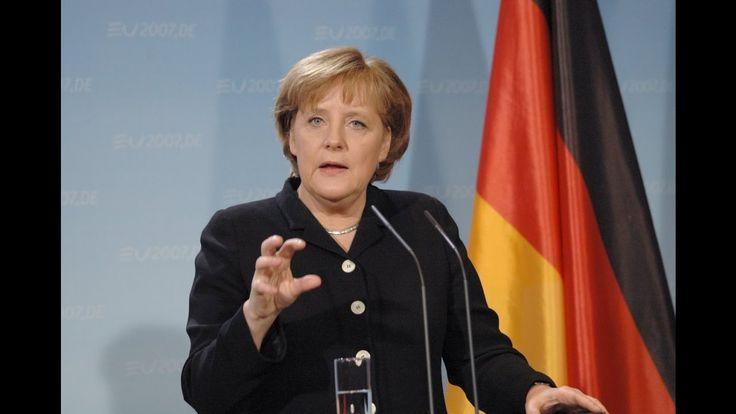 Angela Merkel Biography | President of Germany | Angela Merkel snl | Ang...