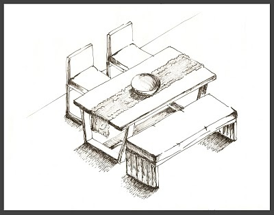 10 best lesson 5: 3 - d drawings images on pinterest | perspective