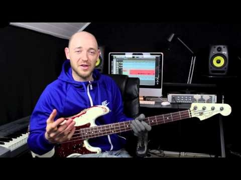 Bass Tip #1 - 'Eye Contact' - with Scott Devine
