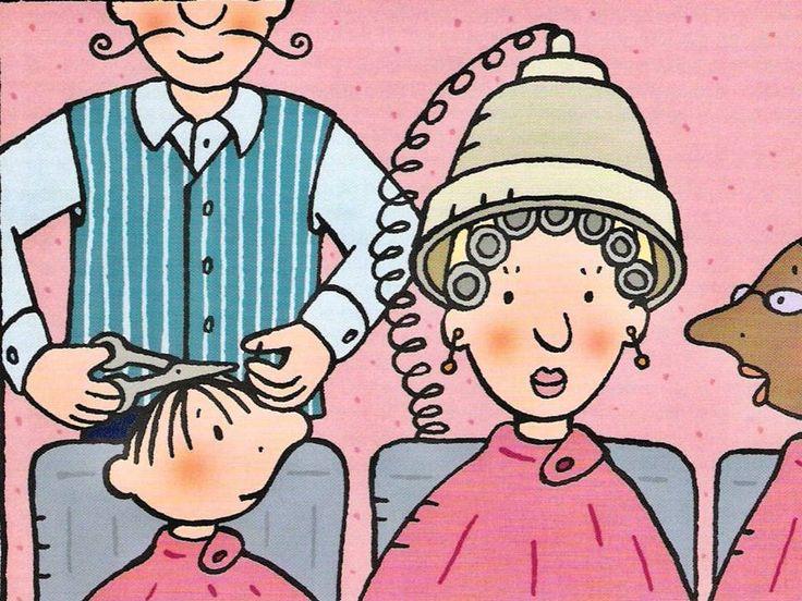 Jules bij de kapper, digitaal prentenboek voor kleuters