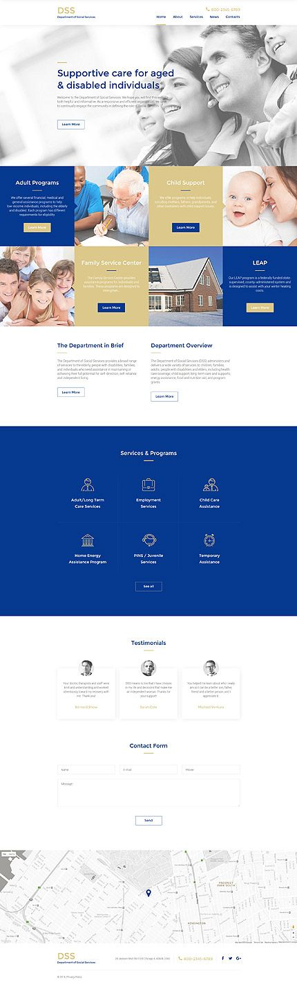 website templates business