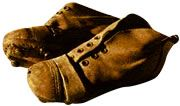 King Henry VIII loved to play football and had a pair of football boots made for him costing 4 shillings (about £100).