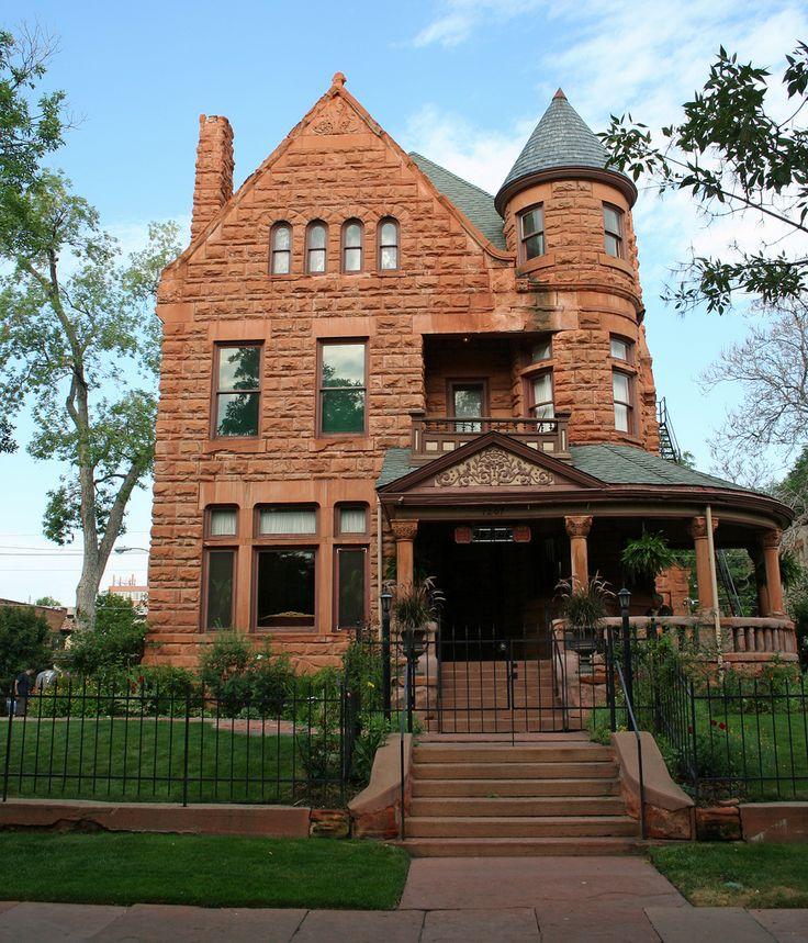 Richardsonian Romanesque Architecture And Interior Design