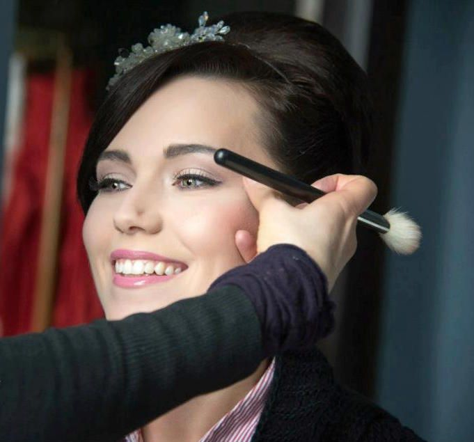 Feel like a princess on your wedding. make-up art