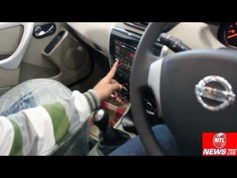 Nissan Terrano SUV India. Interior and Exterior reviews and ratings. Comparison with Renault Duster video