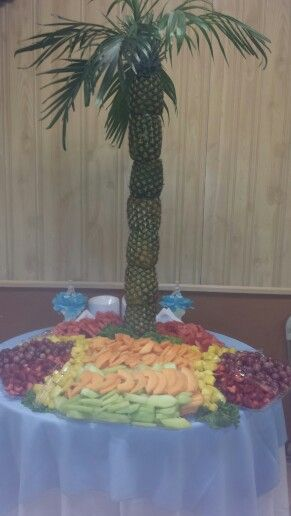 Pinapple tree created for a 15
