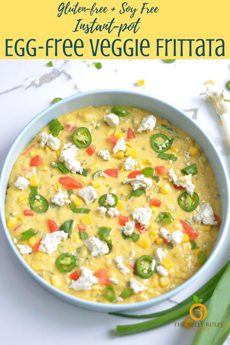Egg Free Veggie Frittata