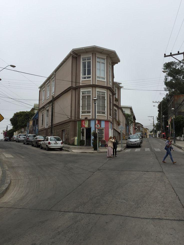 La Dulcería. Cerro Alegre, Valparaíso