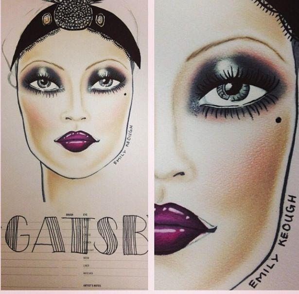Best 25+ Great gatsby makeup ideas on Pinterest | Gatsby ...
