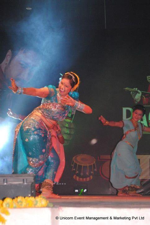 Bagpiper Lavni Show in India