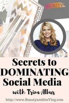 Learn the secrets to dominating social media from Magenta Agency owner Trina Albus!