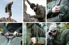 Jaqueta Impermeável Camp Militar Tático