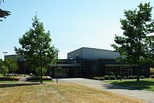 University of Western States (formerly known as Western States Chiropractic College) is a chiropractic college in Northeast Portland, Oregon. The private school has about 475 students.