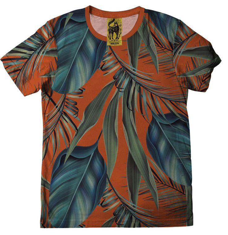 Gothic tropical tee   #tee #desing #tiger #brand #bysanta #oriental #graphic #red #love #dark #skull #text #black #fashion #gold #premium #tshirt #polka #doll #parka #tropical #pattern