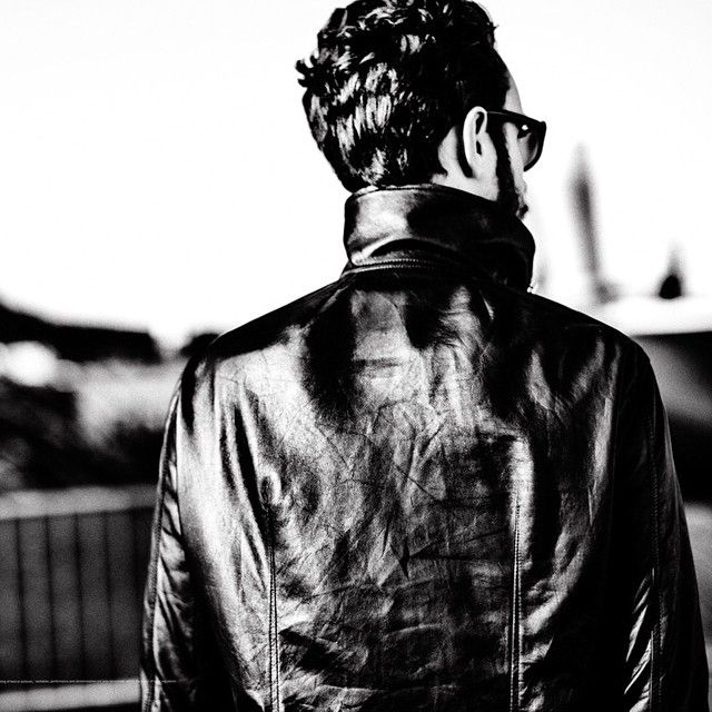 Tom Smith en una nueva foto por Rahi Rezvani (2014).