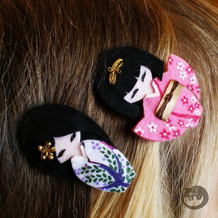 Японская кукла мастер класс сделай сам #3
