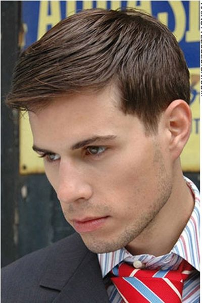 Magnificent 1000 Images About Mens Cuts On Pinterest Men Curly Hairstyles Short Hairstyles Gunalazisus