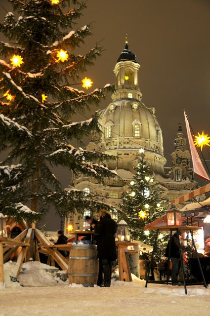 Christmas in Dresden, Germany http://smart-travel.hr/en/