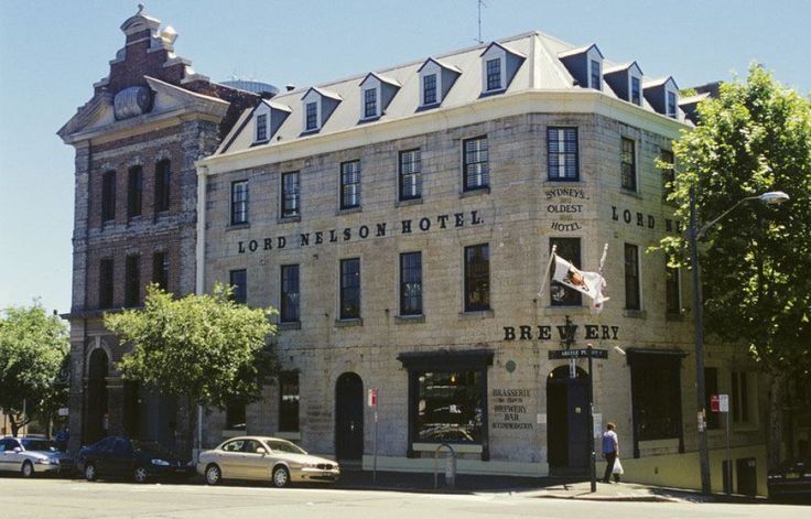 Lord Nelson Hotel, The Rocks