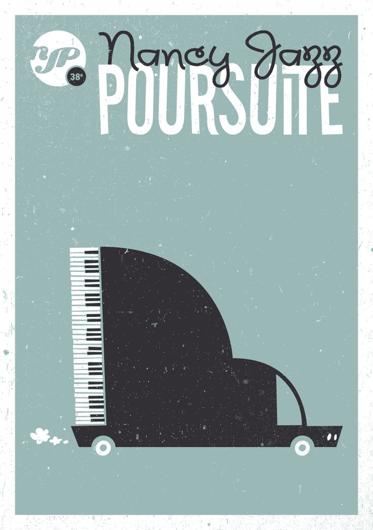 NANCY JAZZ PULSATIONS 2011  [illustrations pour... | SIMON SEK | DESIGNER GRAPHIQUE