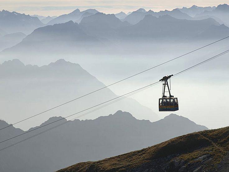 Nebelhorn, Seilbahn - Oberstdorf