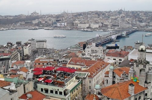 Did You Know:      The Population of Turkey is 79,749,461.     The Population in Istanbul alone is 10,018,735.     In comparison the Population of London is only 7,825,200.....