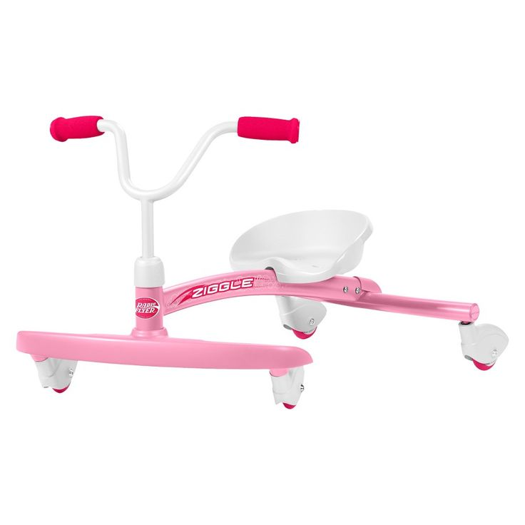 Radio Flyer Kid's Ziggle Pink