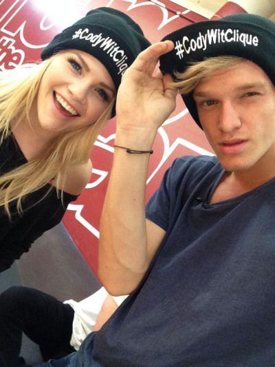 Cody Simpson on Dancing With The Stars Season 18: Behind The Scenes Pics | OK! Magazine