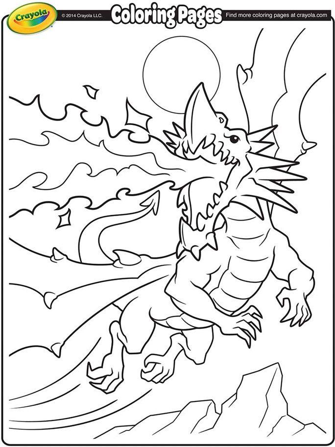 Dragon Coloring Page Dragon Coloring Page Crayola Coloring Pages Unicorn Coloring Pages