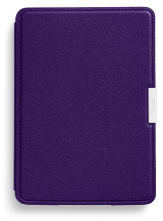 "Оригинальная обложка для Kindle Paperwhite ""Amazon Leather Cover, Royal Purple"""