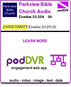 #CHRISTIANITY #PODCAST  Parkview Bible Church Audio Bible Study (Quincy 105.1FM Radio)    Exodus 23:25–30    READ:  https://podDVR.COM/?c=96dcabd4-887b-3573-e1d3-62265f7ce6b0