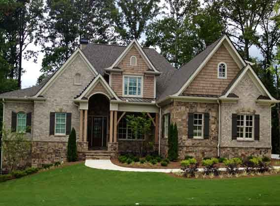 110 best images about brick and stone selections on for Brick selection for houses