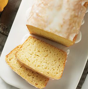 Iced Lemon Bread recipe