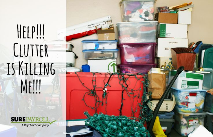 Check out tips on how to declutter your home – and your life - from Peter Walsh, expert and author of Enough Already! Clearing Mental Clutter to Become the Best You. http://www.oprah.com/spirit/Peter-Walshs-Secrets-to-Cleaning-Up-Mess-and-Clutter