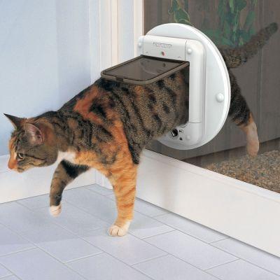 Cat Mate Mikrochip Katzenklappe