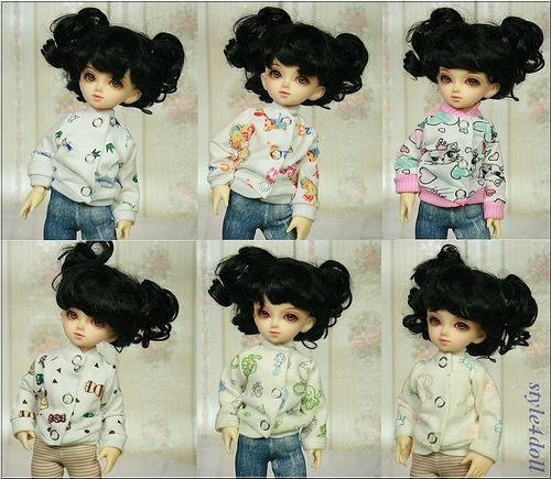 style4doll - Fashion for Yo SD Dollfie BJD Girl