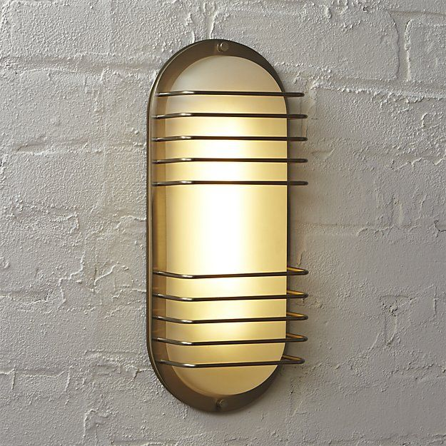 Best Nautical Wall Sconces : 515 best images about Nautical by Nature on Pinterest Nautical rope, Boats and Williams sonoma