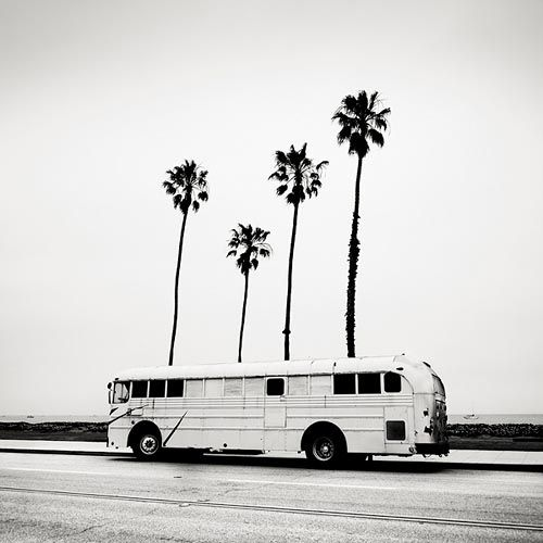 The Black Workshop bus trip