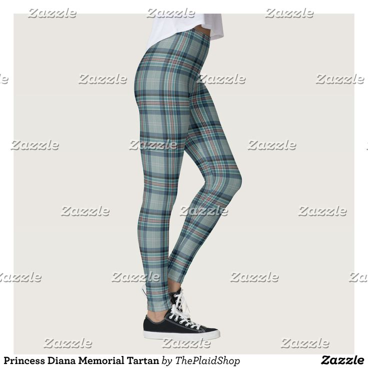 Princess Diana Memorial Tartan Leggings : Beautiful #Yoga Pants - #Exercise Leggings and #Running Tights - Health and Training Inspiration - Clothing for #Fitspiration and #Fitspo - #Fitness and #Gym #Inspo - #Motivational #Workout Clothes - Style AND #comfort can both be possible in one perfect pair of custom #leggings. #Princess Diana Memorial Tartan Leggings was crafted made with care each pair of leggings is printed before being sewn allowing for #fun and #creative designs on every…