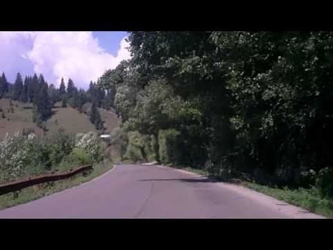 Drumul de la Pojorâta la Breaza