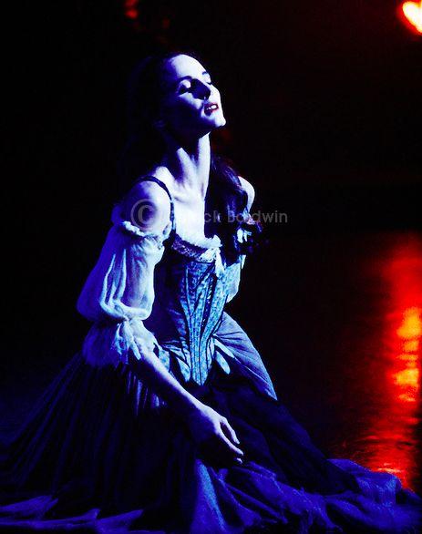 Lisa Pavane as Cinderella in English National Ballet's Cinderella. Photo by Patrick Baldwin