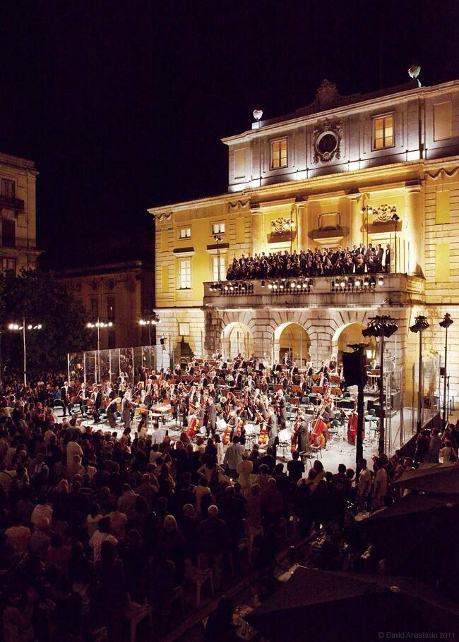 Lisbon - Ópera in summer !