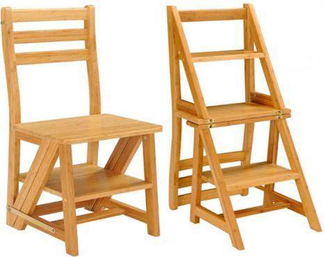 la silla escalera practica verstil y con inspiracin zen