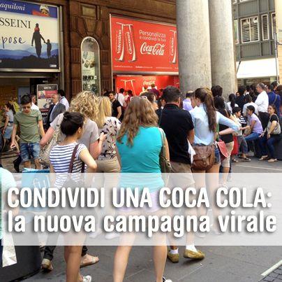 Siamo stati a Milano allo store #CocaCola, tutti i dettagli qui: http://www.kollettivokuore.com/condividi-una-coca-cola/  Condividi un Coca Cola: la nuova campagna #virale!