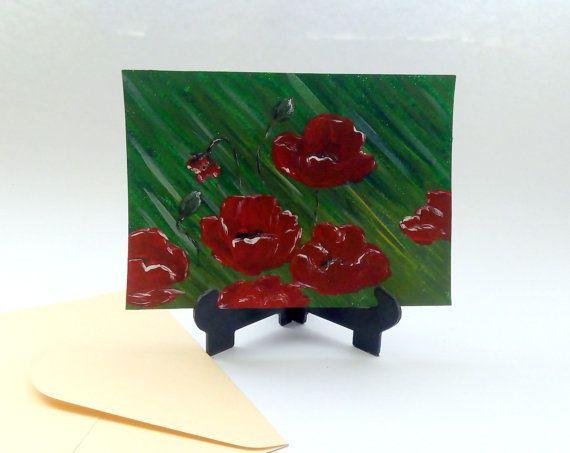 Original painting Miniature painting Acrylic от KseniaArtDesign